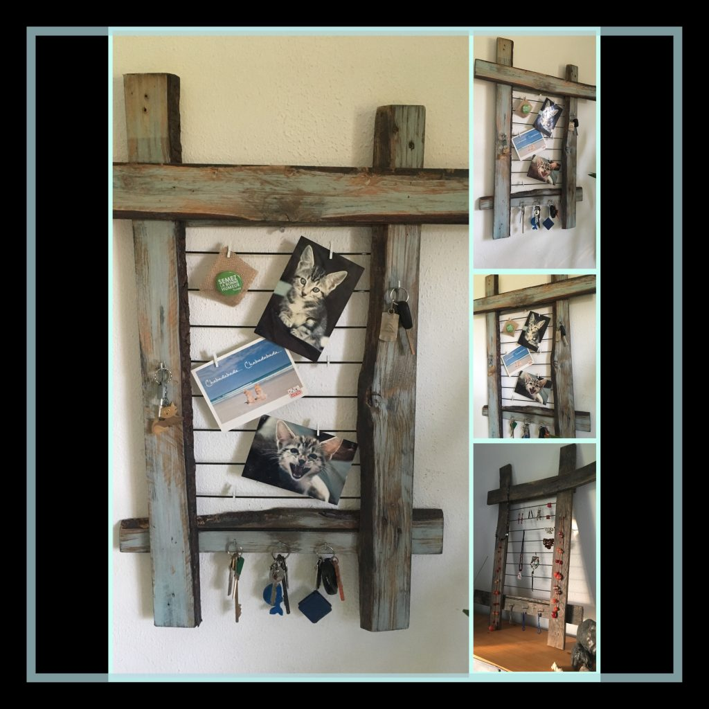 support photos créations bois, artisanat, recyclage, décorations, mobilier